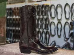 Boots Fit for a President
